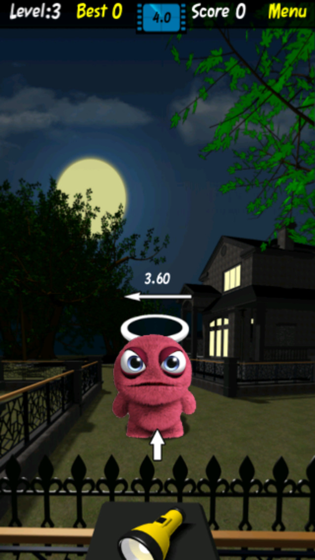 Tossing Game screenshot 2