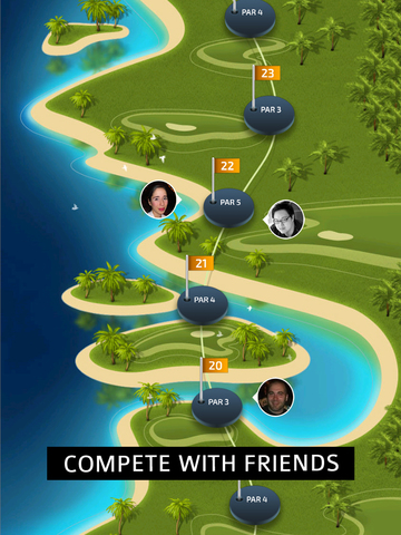 Pro Feel Golf screenshot 9