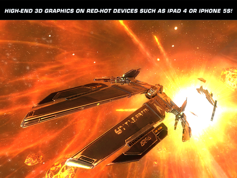Galaxy on Fire 2™ HD screenshot 6