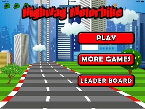 Highway Motorbike screenshot 10
