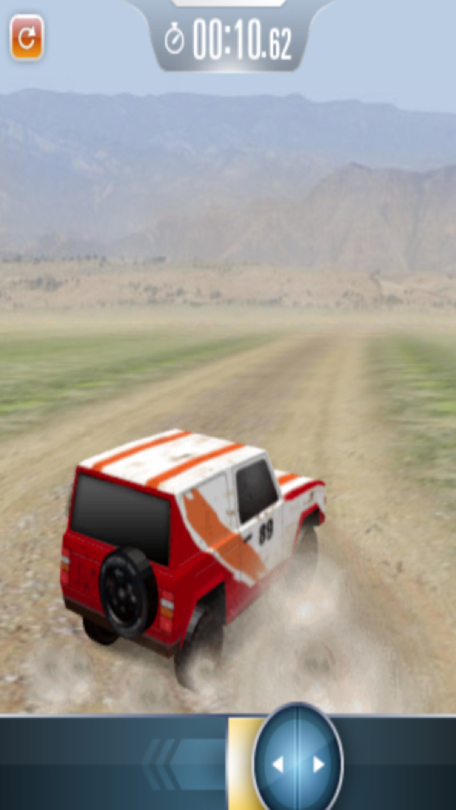 3D Offroad Racing - Speed Best Sports Game, Do Not Stop! screenshot 2