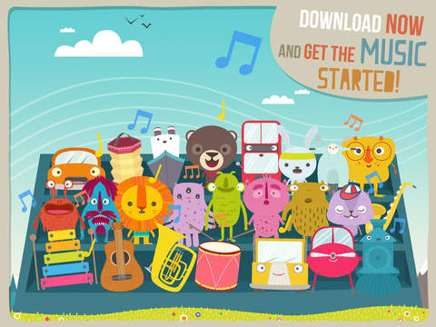 Kids Music Factory Lite screenshot 10