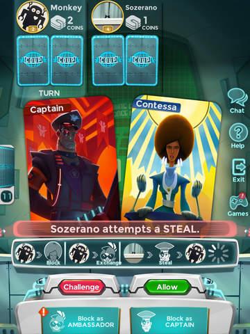 Coup screenshot 9