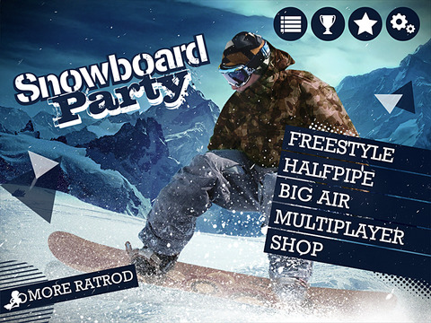 Snowboard Party Pro screenshot 7