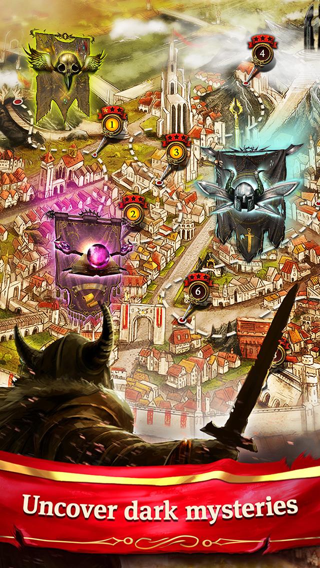 Earthcore: Shattered Elements - Epic Card Battle Game (TCG) screenshot 4