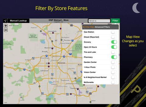 Walmart Overnight Parking screenshot 7
