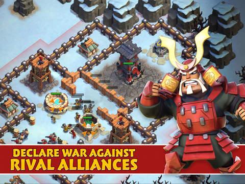 Samurai Siege: Alliance Wars screenshot 10