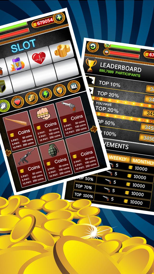 Gangsters Slot Casino Game screenshot 3