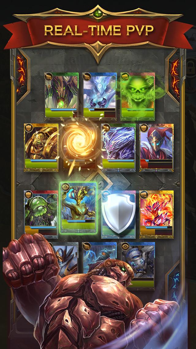 Titans screenshot 1