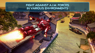 Iron Man 3 - The Official Game screenshot 3