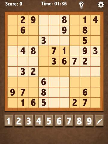 Café Sudoku screenshot 10