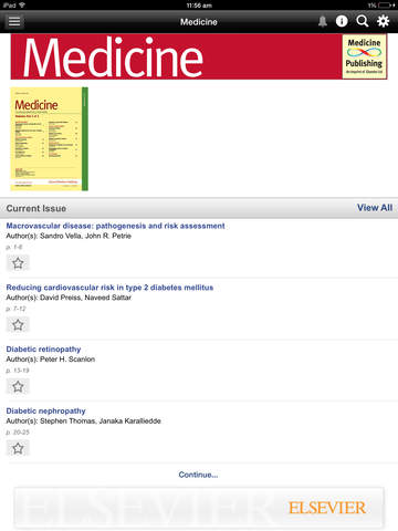 Medicine Publishing Collection screenshot 7