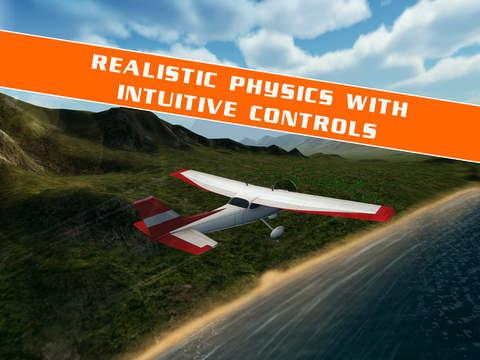 Flight Pilot Simulator 3D! screenshot 9
