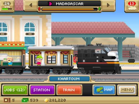 Pocket Trains screenshot 10