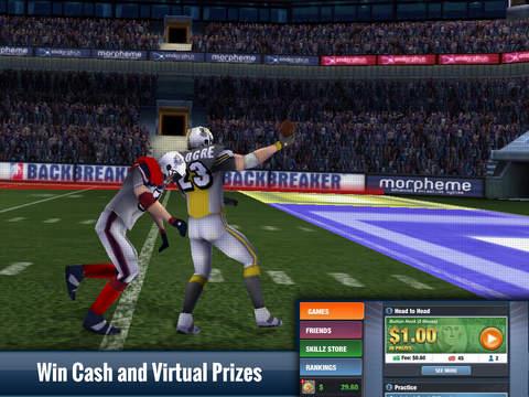 Backbreaker2: Tournament Edition screenshot 6