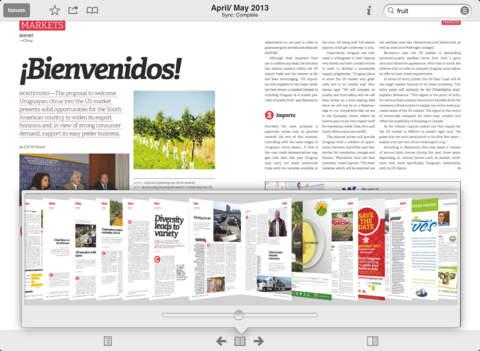 Americafruit Magazine screenshot #5