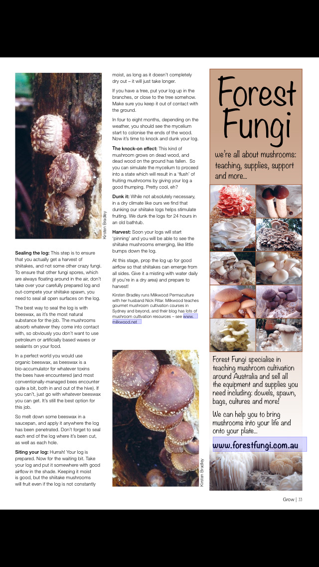 Pip Magazine screenshot 3