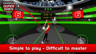 Stick Cricket Super Sixes screenshot #3