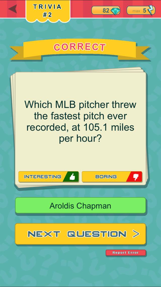 Trivia Quest™ Sports - trivia questions screenshot 5