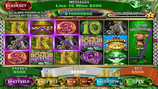 Crock O'Gold Slots 2 - Dublin Yer Cash FREE screenshot 1