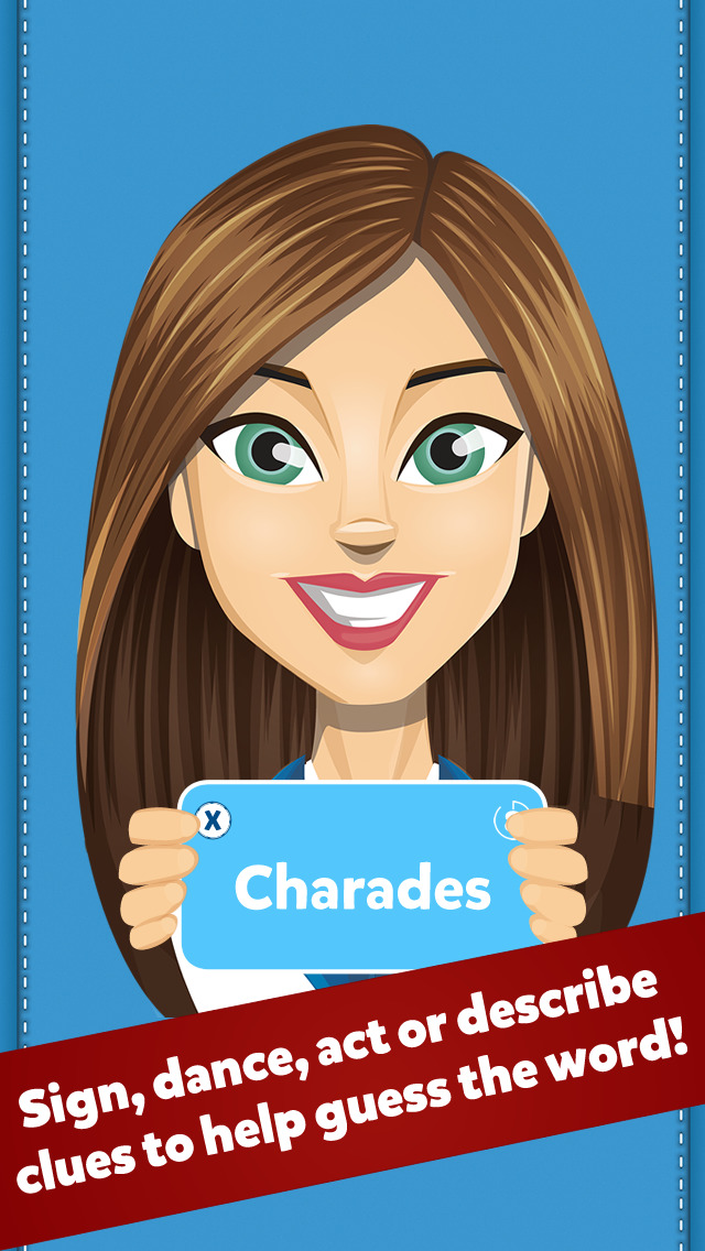 Charades Up! screenshot 1