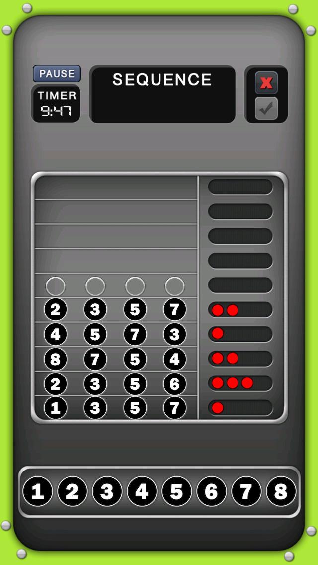Decode 123 screenshot 3