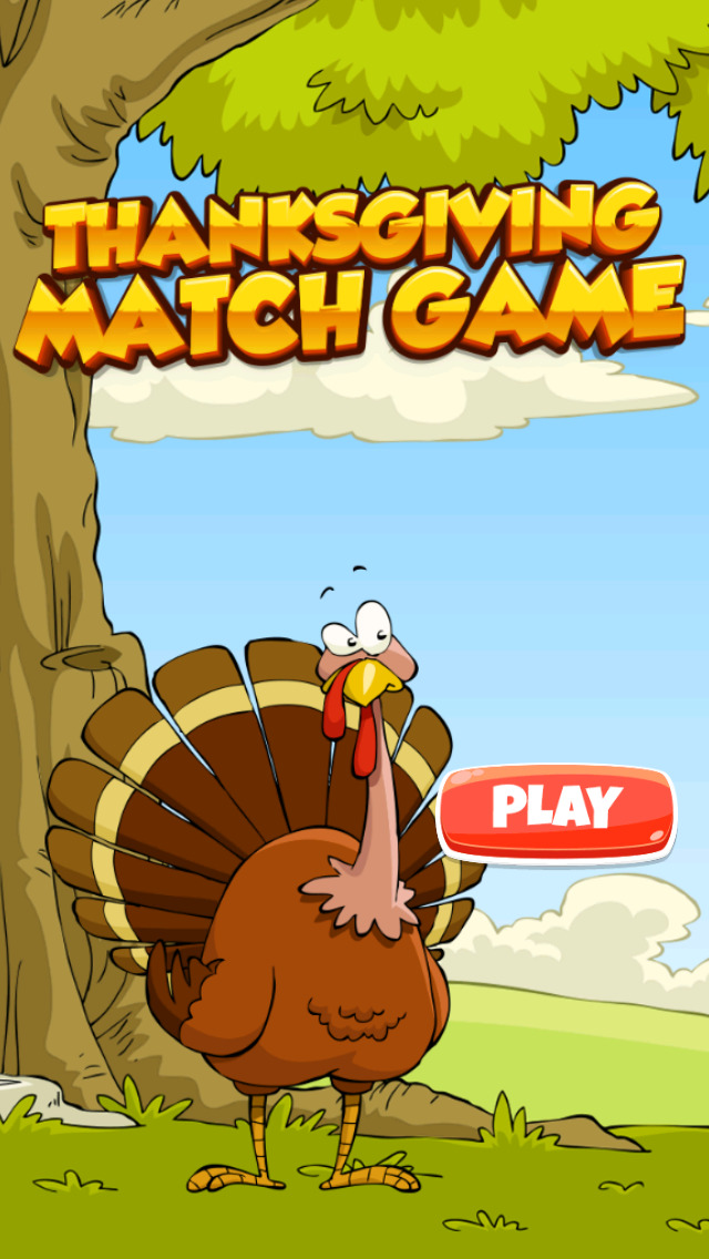 A Thanksgiving Match Game screenshot 5