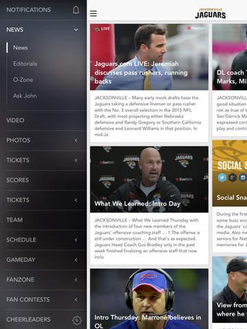 Jacksonville Jaguars screenshot 6