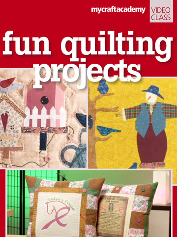 Fun Quilting Projects screenshot 6