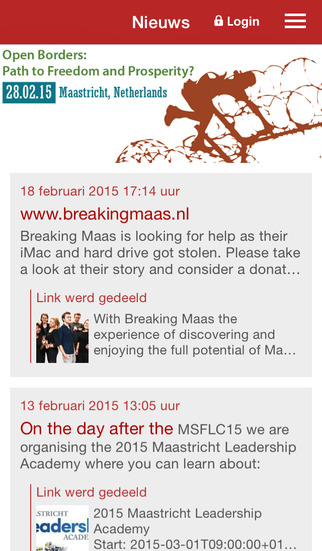 MSFL News screenshot 1