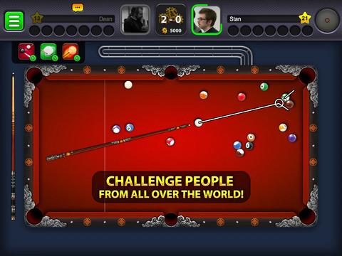 8 Ball Pool™ screenshot #3