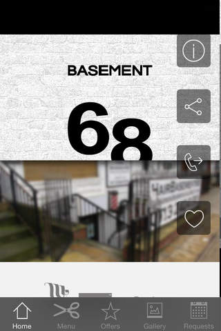 Basement 68 - náhled