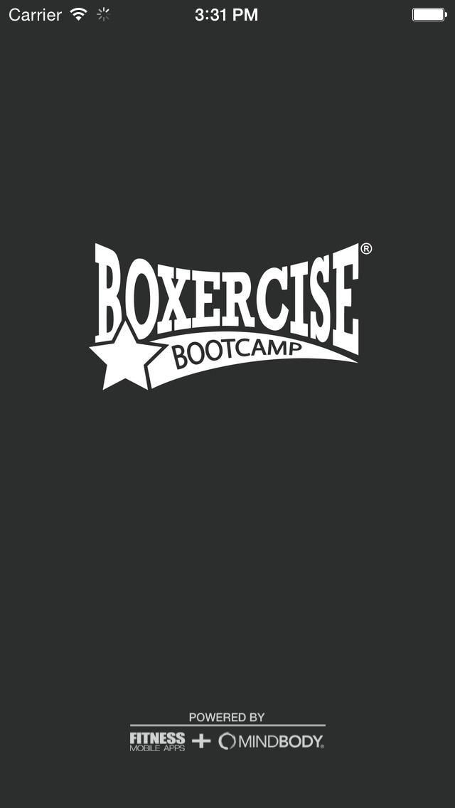 Boxercise Bootcamp screenshot #1