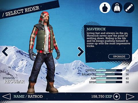 Snowboard Party Pro screenshot 9