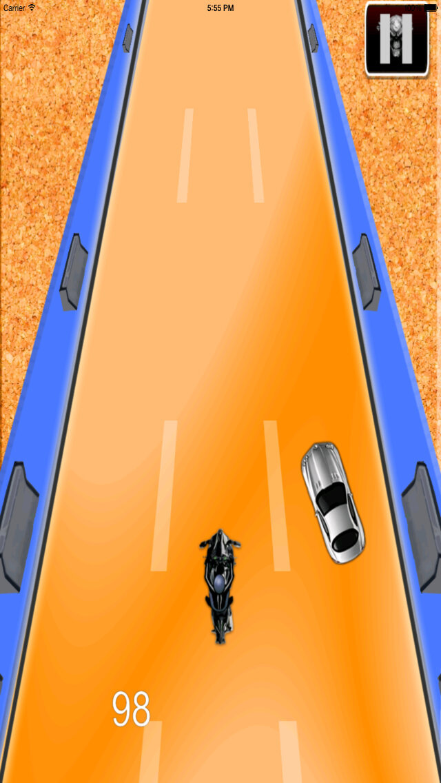 Bike Rivals Race 2 - Fun Motorcycle Extreme Racing screenshot 3