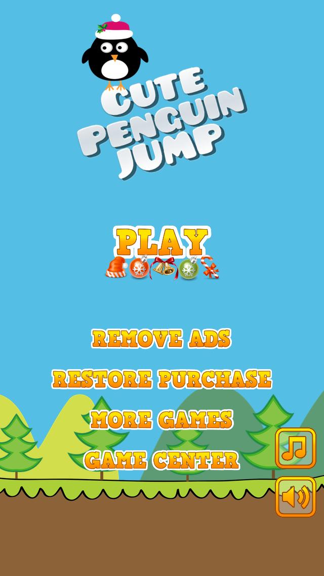 Cute Penguin Jump screenshot 3