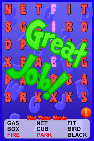 Word Search - Puzzle Game For Kids - náhled