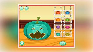 Halloween Pumpkin Decoration screenshot 2