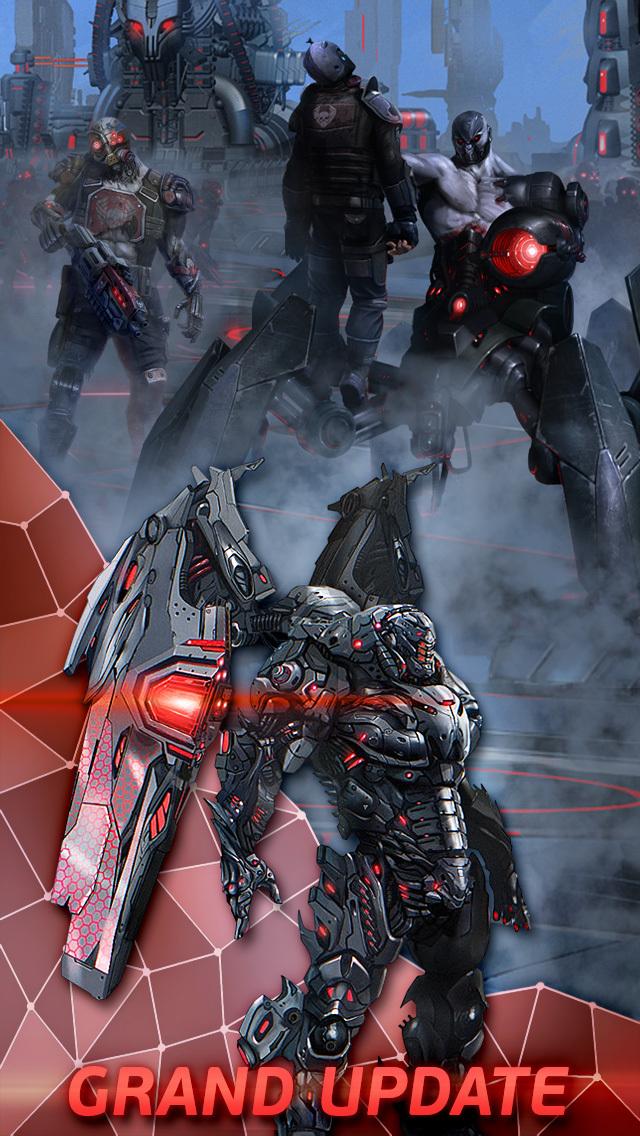 Evolution: Battle for Utopia screenshot #1