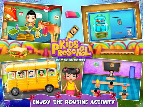 Kids PreSchool Day Care screenshot 5