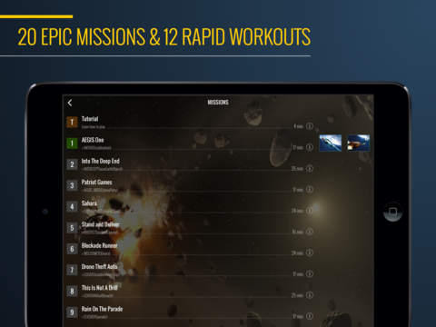7 Minute Superhero Workout screenshot 8