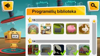 IsmaniejiRobotai.lt 1-4 klasei screenshot 3