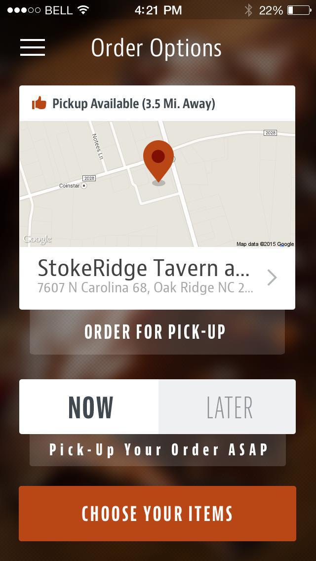 StokeRidge Tavern & Grill screenshot 2