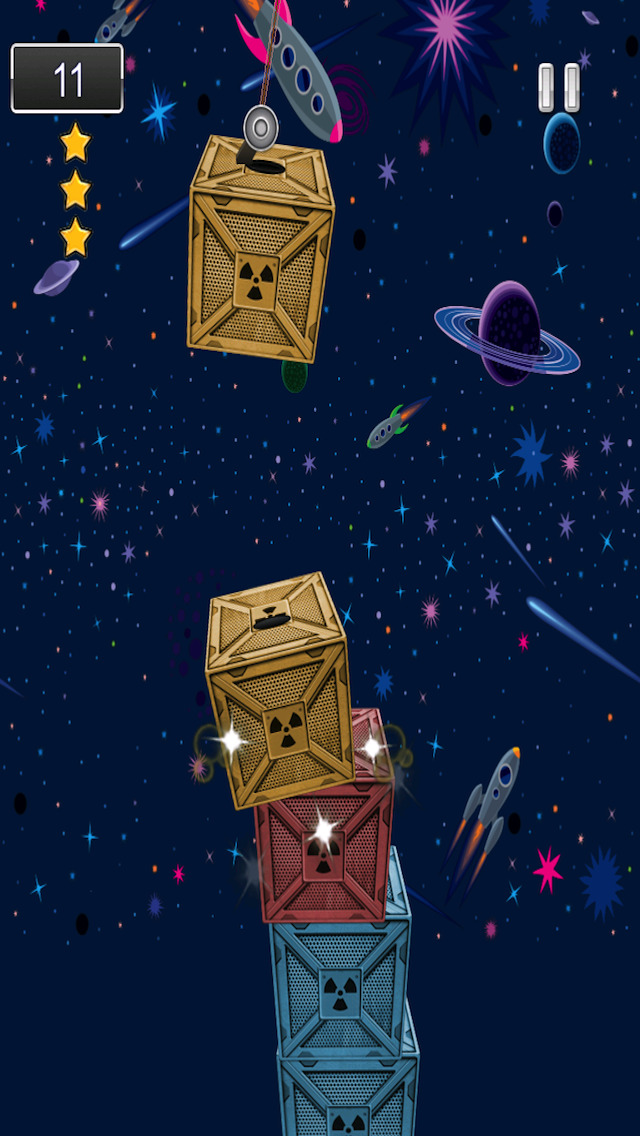 A1 Space Crane Frontier Stacker screenshot 2