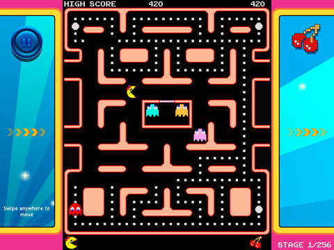 Ms. PAC-MAN for iPad screenshot 3