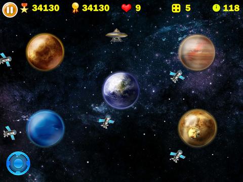 Satellite Rush screenshot 8