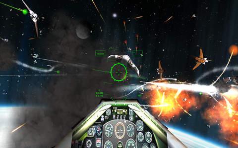Galactic Warfare - Invasion - náhled