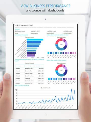 Einstein Analytics screenshot #3