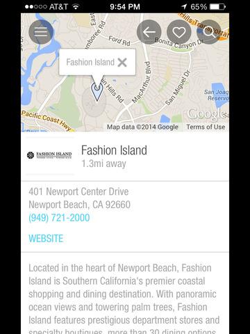 Visit Newport Beach screenshot 10