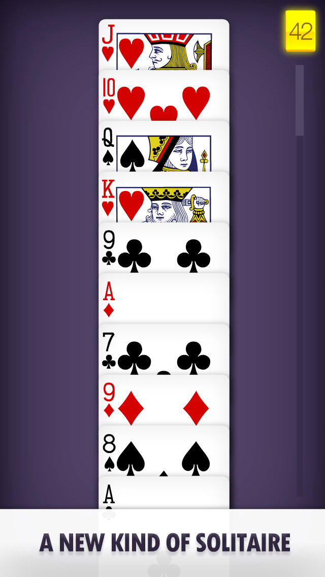 Pair Solitaire screenshot 1